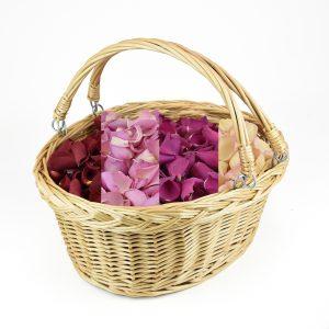 Petal basket pick and mix