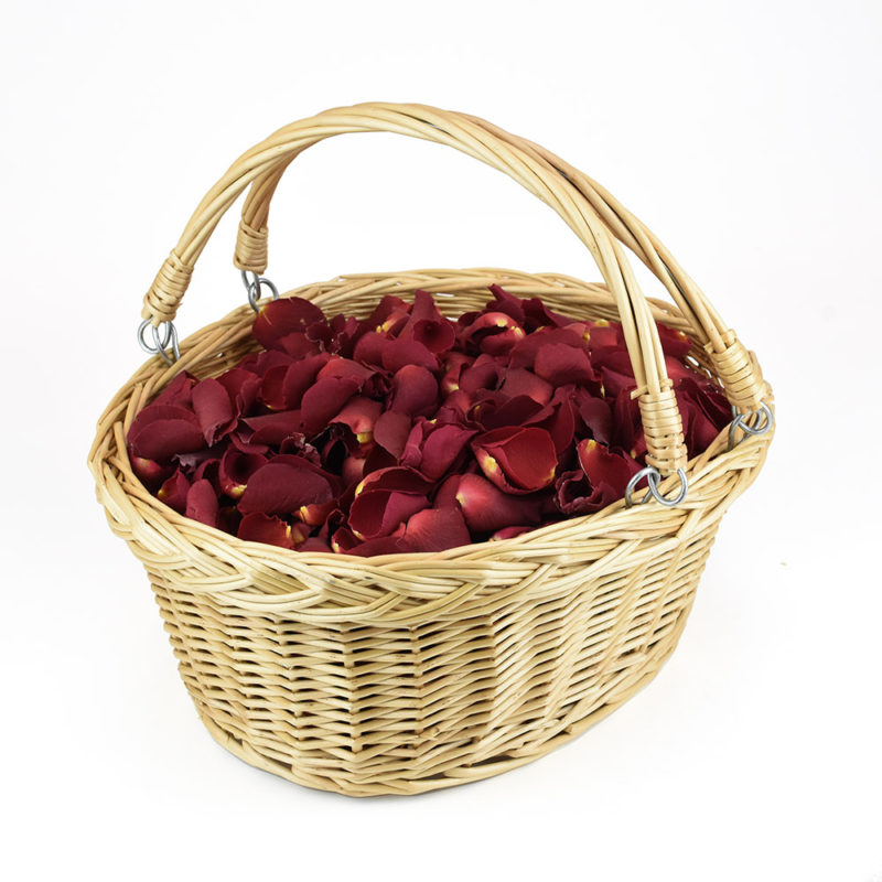 Large Petal Basket