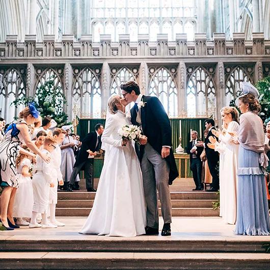 5 unmissable celebrity weddings