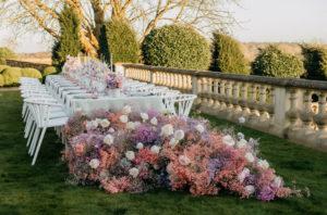 Luxury Flower Installation