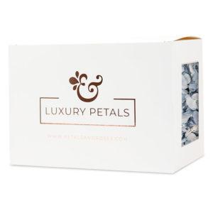 5 litres of Dried Sky Blue Hydrangea Petals